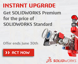 Buy SOLIDWORKS Standard and Get Instantly Upgraded to SOLIDWORKS Premium
