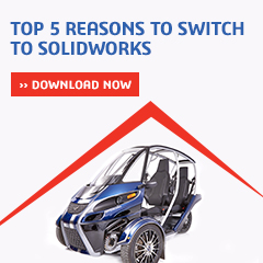 Learn the 5 Top Reasons to Switch to SOLIDWORKS