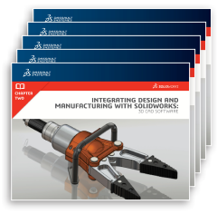 eBook: Integrating Design and Manufacturing with SOLIDWORKS